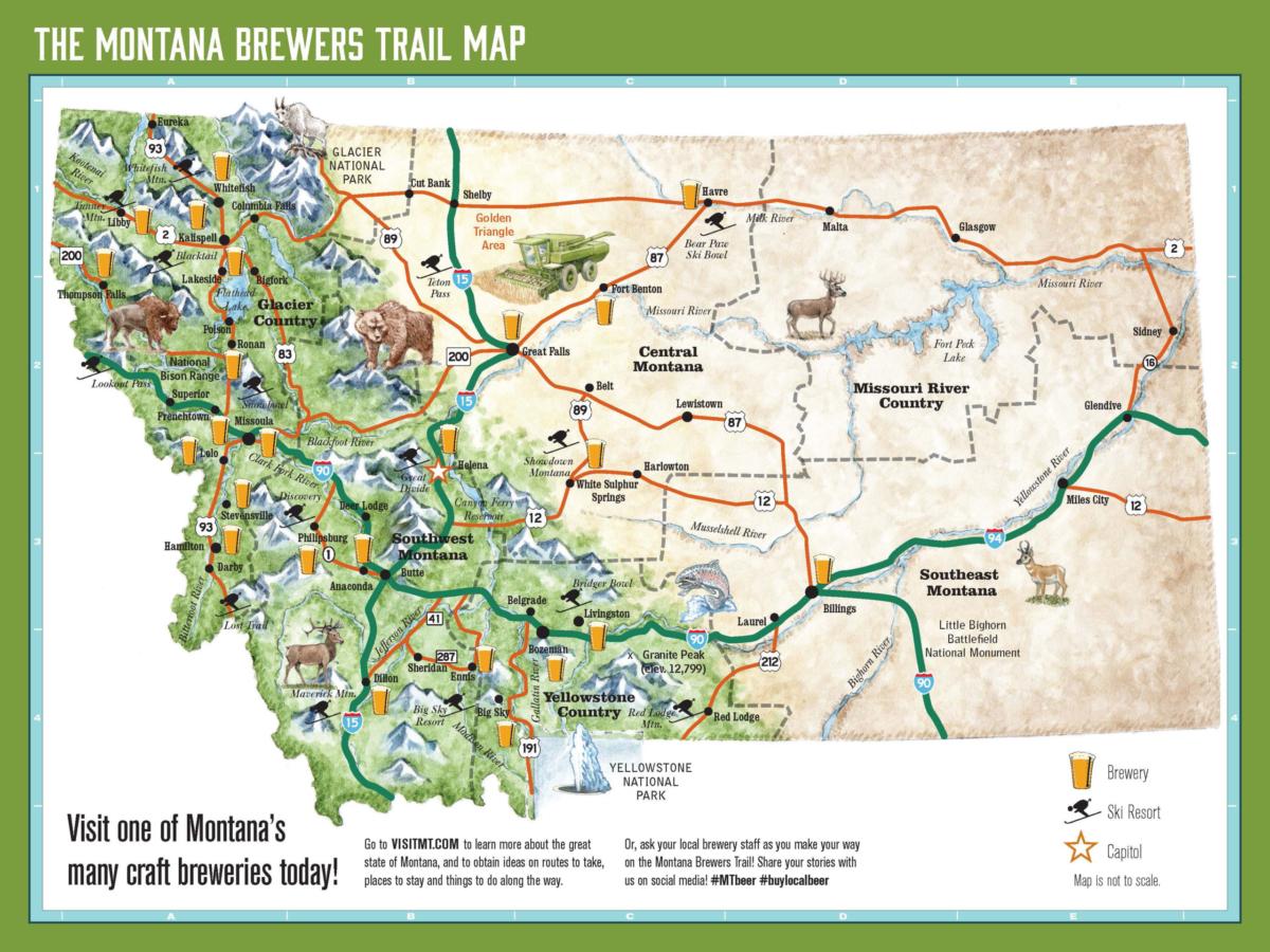 Montana Breweries & Craft Beer